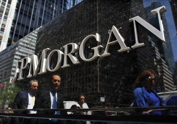 JP Morgan wini FED za stagnację na Wall Street