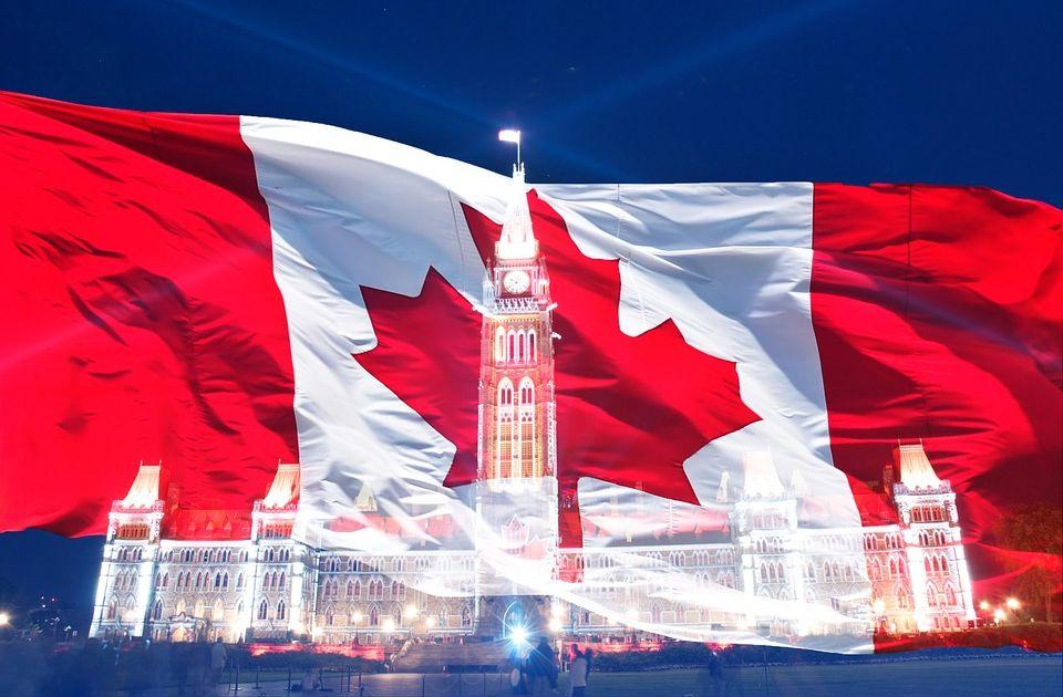 Kanada - pozytywne dane o wzroście gospodarczym umacniają walutę
