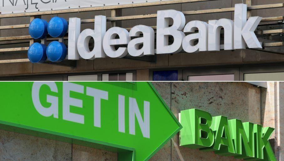 Komunikat KNF w sprawie połączenia Idea Banku SA z Getin Noble Bankiem SA