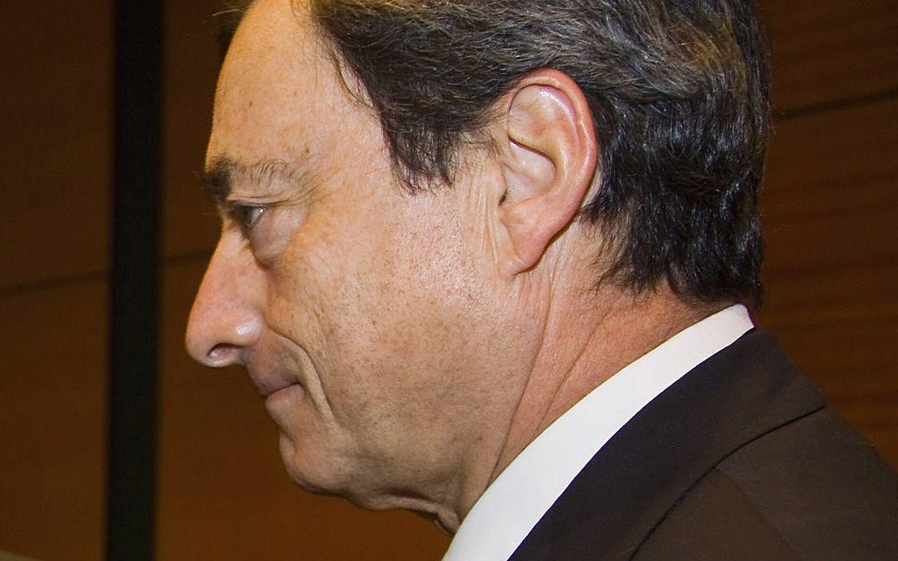 Konferencja prasowa Mario Draghiego [OGLĄDAJ]