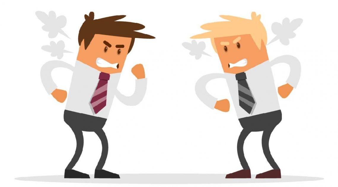 Konflikt w USA - komu ufać bardziej? [kurs euro EUR/PLN]