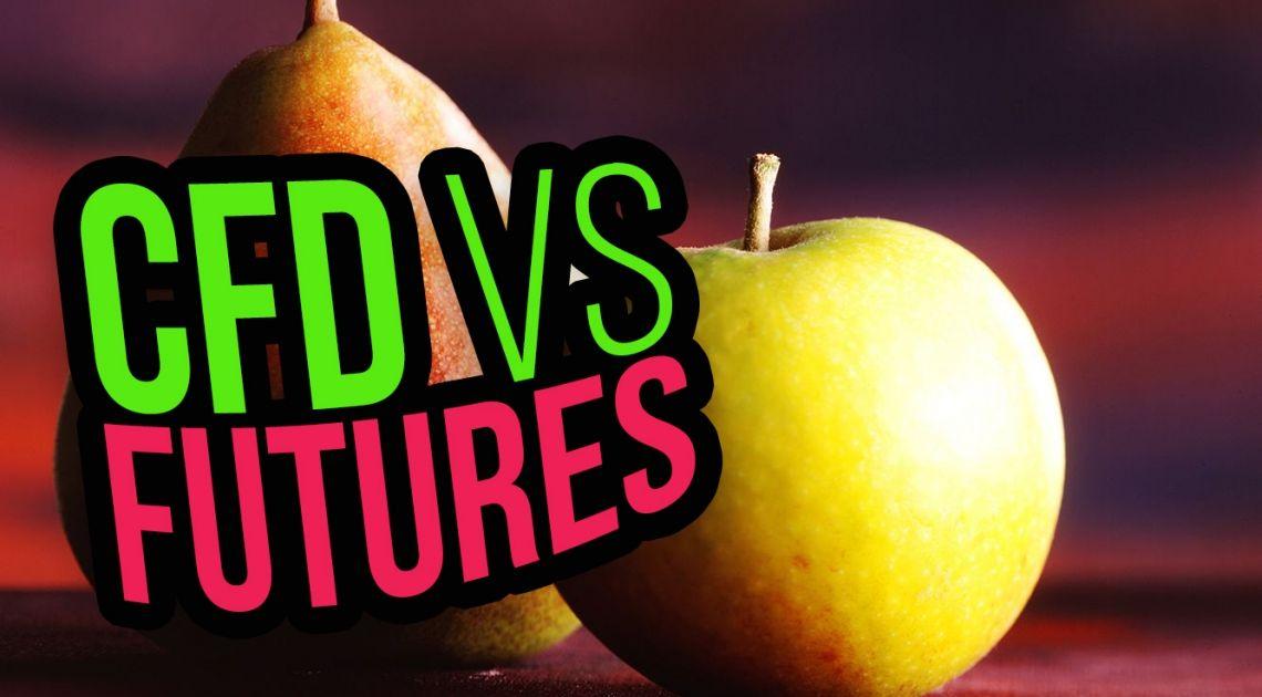 Kontrakty CFD vs. kontrakty futures. Czym różnią się kontrakty CFD od kontraktów futures?