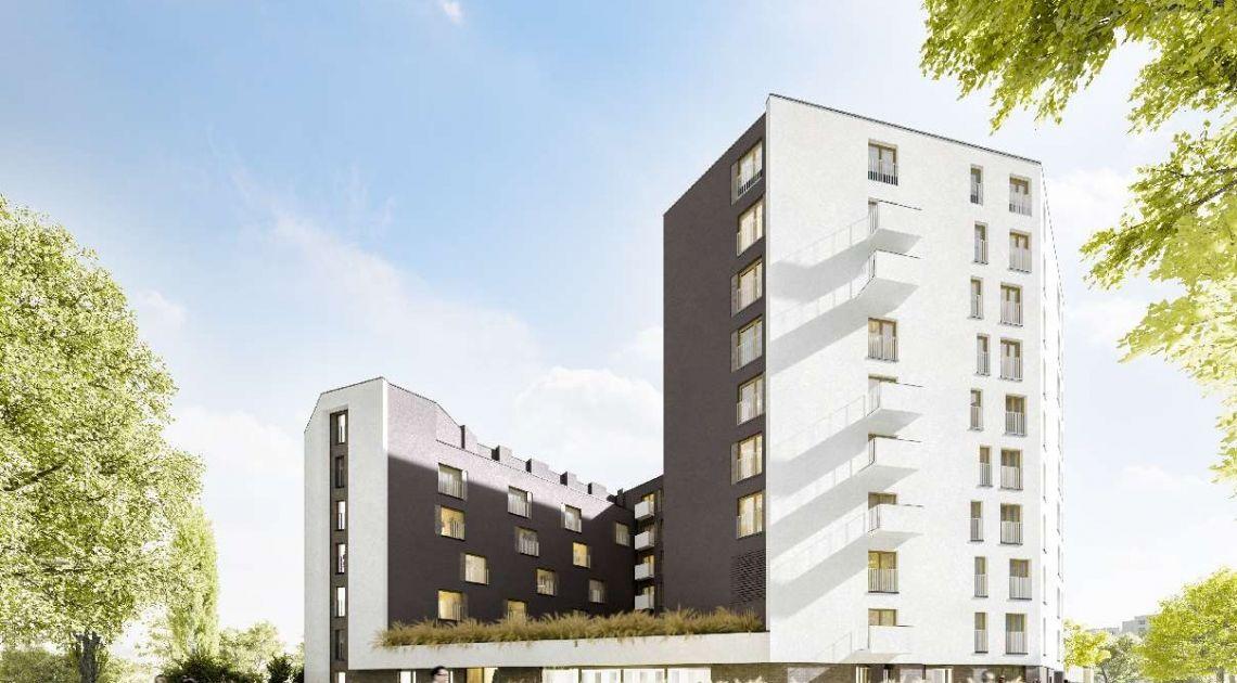 Kreator Dom Invest sprzedaje apartamenty inwestycji Bliska Residence w Warszawie