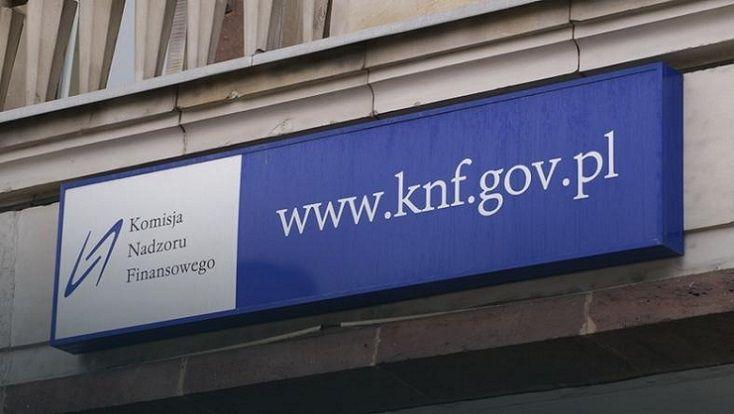 Krezus KNF Komisja Nadzoru Finansowego GPW