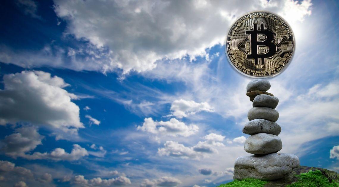Kryptowaluta bitcoin (BTC) dalej pnie się w górę. Jak wysoko może dojść kurs bitcoina?