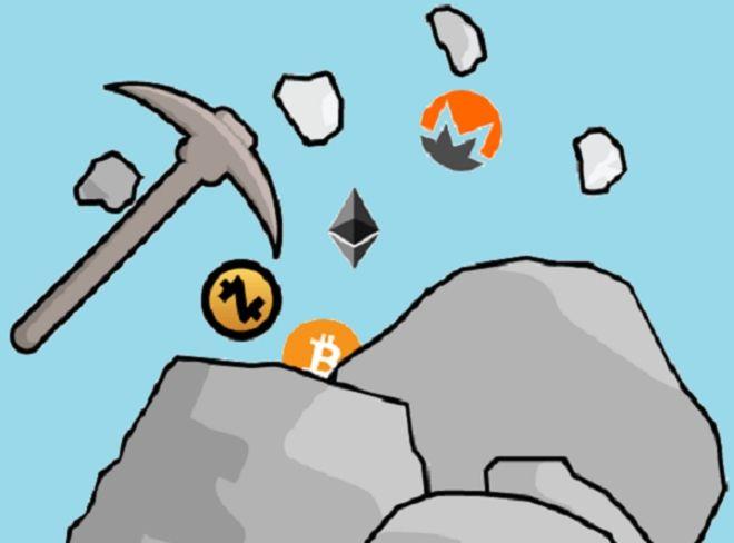 mining kryptowaluty Bitcoin