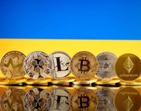 Ukraina kryptowaluty instrumenty finansowe