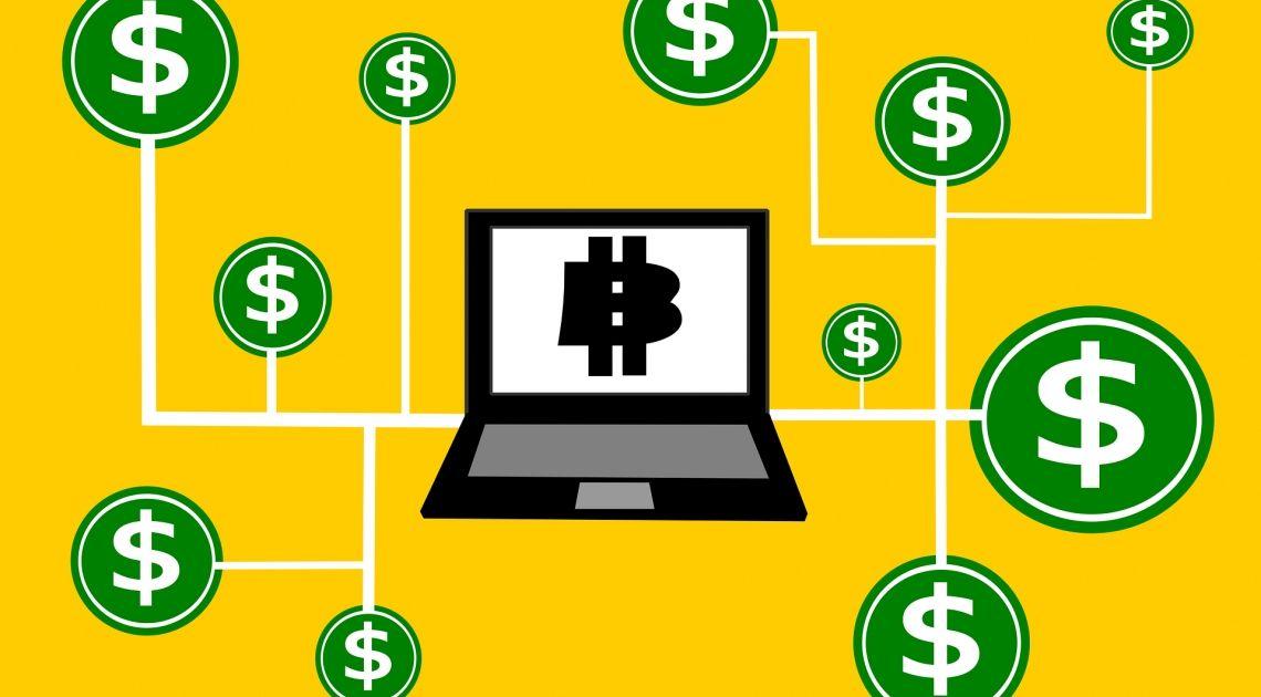 Kurs bitcoina atakuje lukę bessy. Czy bitcoin BTC rozpoczyna rajd na 10500 dolarów?