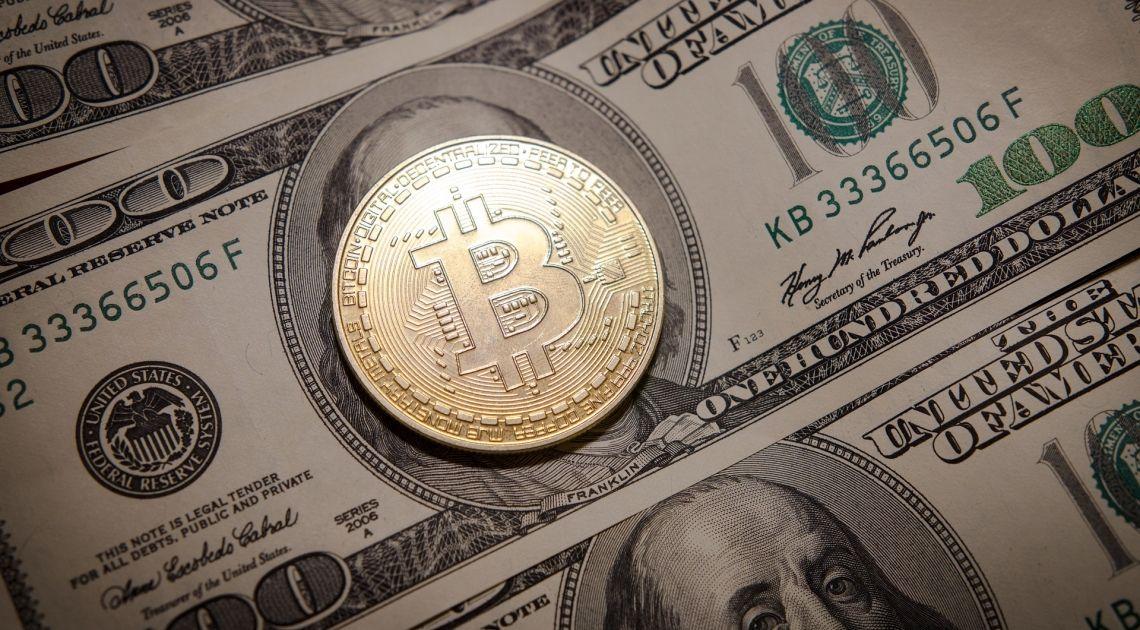 Kurs bitcoina BTC – czy ktoś przejął nad nim kontrolę?