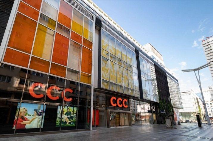 CCC Santander PKO BP mBank KGHM JSW