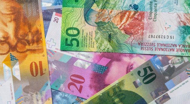 Kurs franka CHFPLN zatrzymał się na poziomie 3,89 złotego. Zwiększona zmienność na rynkach. Dzień, na który czekają wszyscy