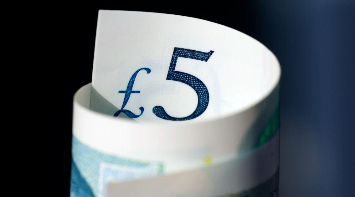 Kurs funta do dolara (GBP/USD) w trendzie wzrostowym. Traderzy w trybie ryzyka, giełdy i metale zyskują