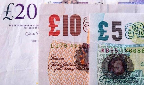 Kurs funta do dolara (GBP/USD) wybronił wsparcie. Amerykańska waluta pozostaje słabsza względem złotego. Wzrost awersji do ryzyka