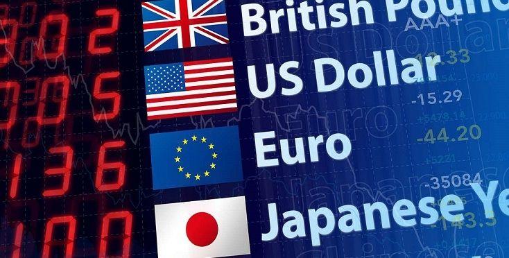 Kurs funta drobnymi kroczkami pnie się w górę. Dolar lekko zniżkuje. Co z euro, frankiem i jenem? Kursy walut na rynku Forex 10 lutego