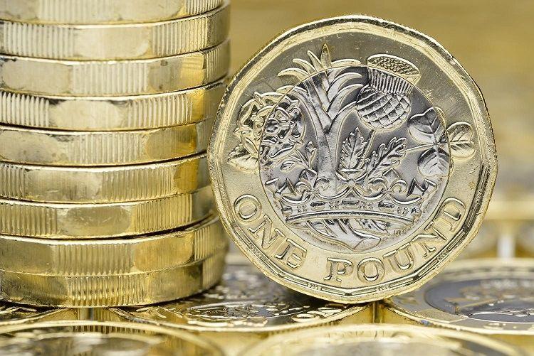 Kurs funta (GBP/PLN) w górę. Polski złoty traci też względem dolara, franka i euro