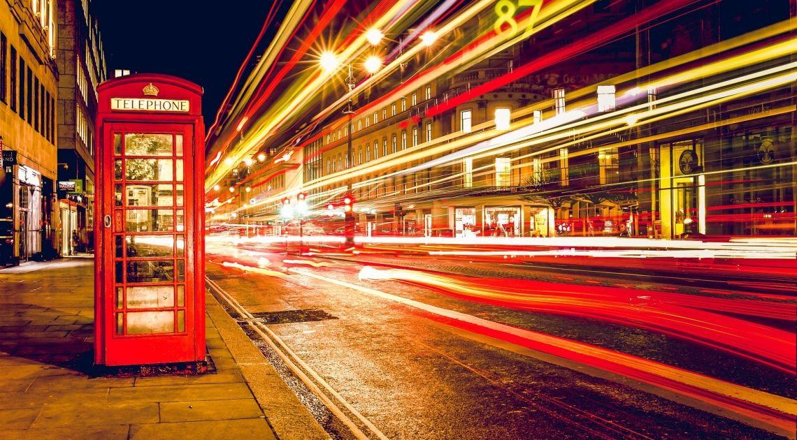 Kurs funta GBP/USD rośnie po najnowszej paczce danych z Wielkiej Brytanii