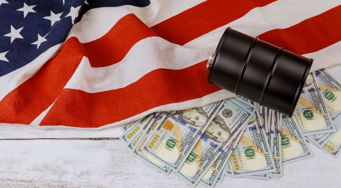 Cena ropy naftowej przebija pułap 61 dolarów przy jednoczesnym odbiciu kursu pary walutowej EURUSD od poziomu 1,20$