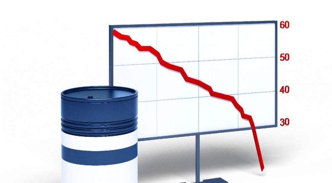 Kurs ropy naftowej typu WTI testuje poziom przeceny sprzed roku. Będziemy świadkami odwrócenia trendu na wykresie cen tego surowca?