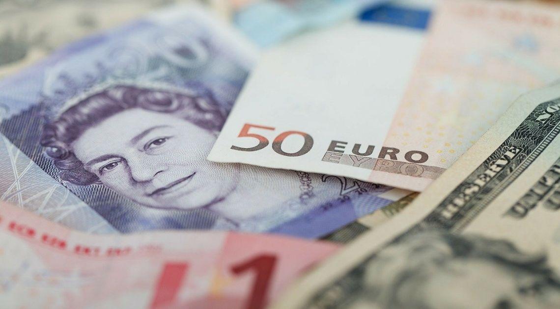 kurs euro kurs dolara kurs korony norweskiej EUR USD NOK