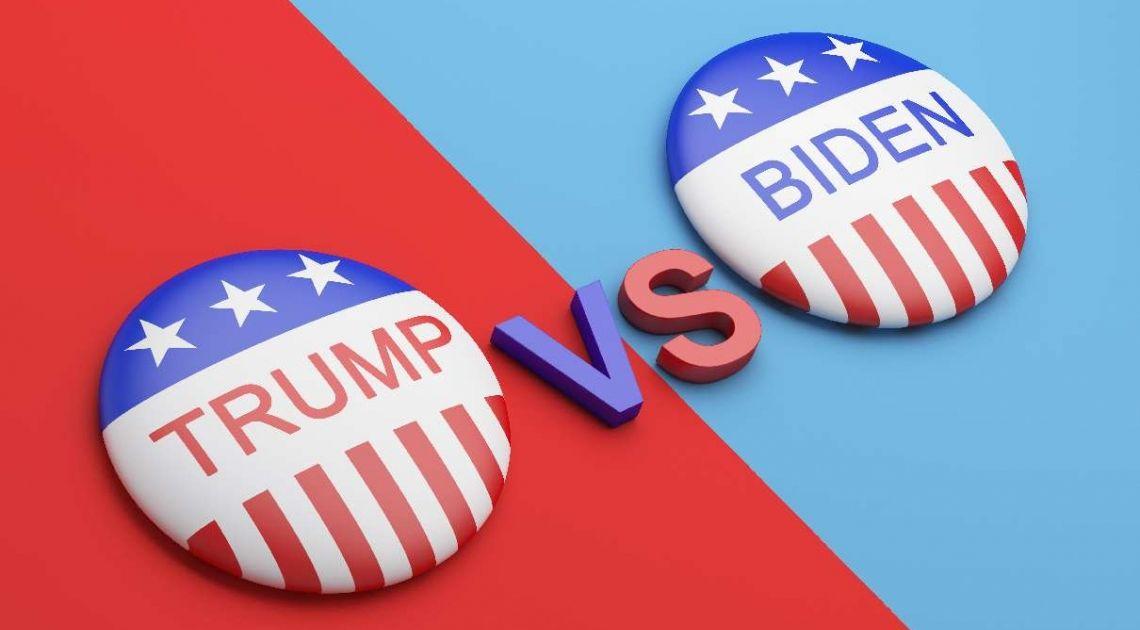 Kursy walut (EUR/USD, GBP/USD, EUR/GBP, USD/JPY) 3 października. Byczy sentyment przed walką wyborczą Trumpa i Bidena [notowania giełdowe]