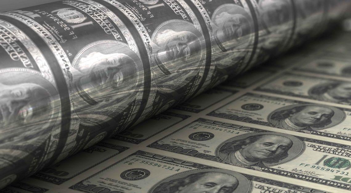 QE kryptowaluty  inflacja bank centralny