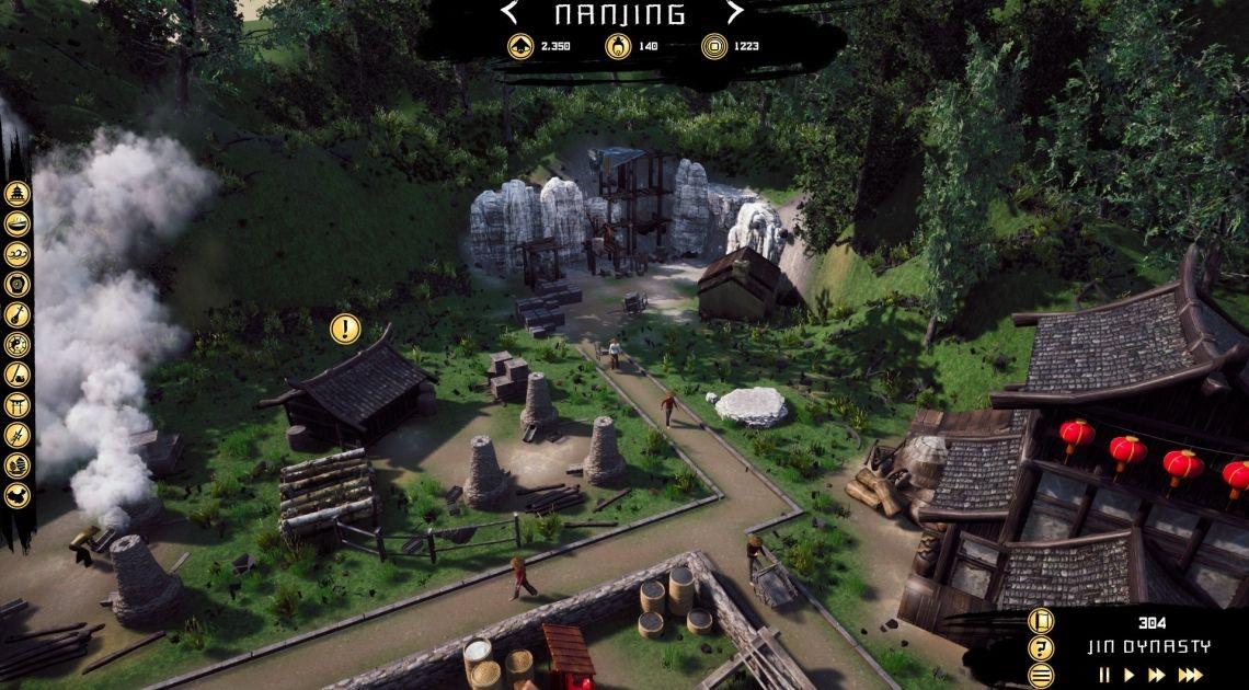 Live Motion Games zapowiada na Steam grę Builders of China