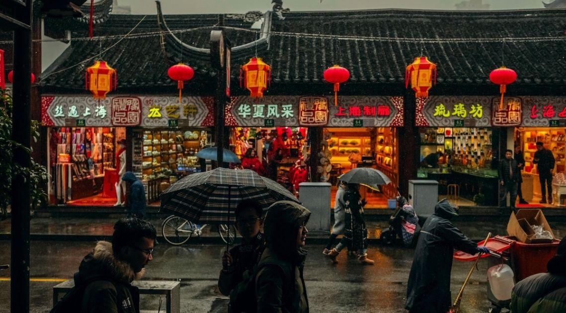 Majowy odczyt chińskiego PMI dla usług wyniósł 55 pkt