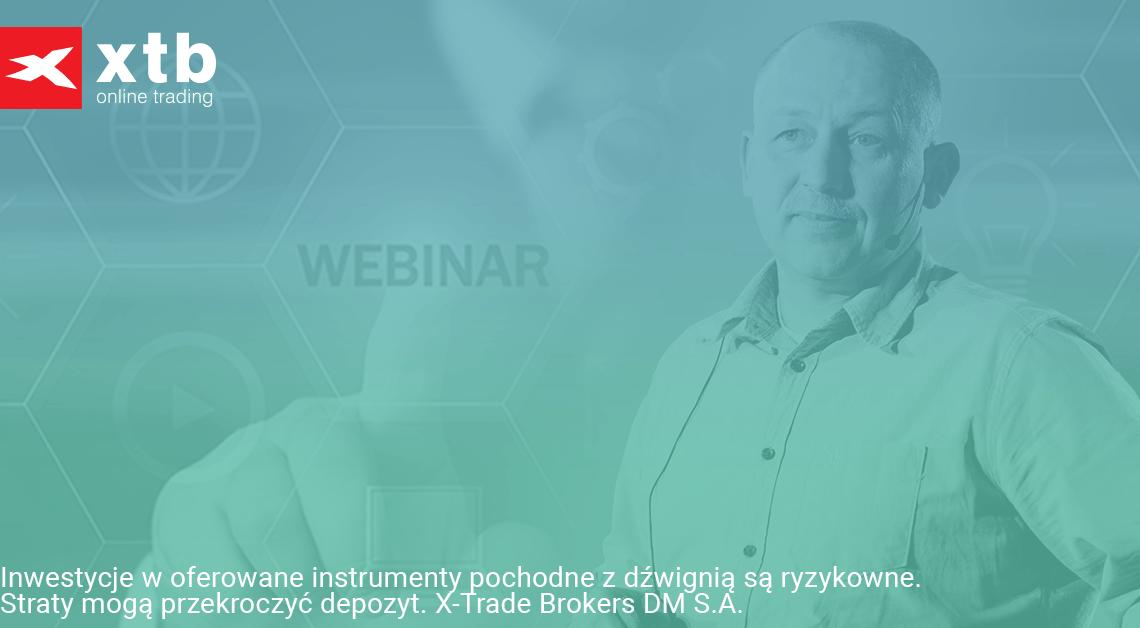 Mieczysław Siudek w XTB