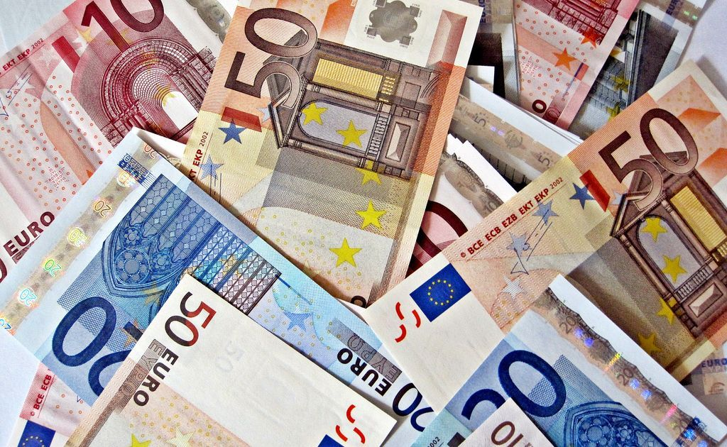 Mieszane dane z gospodarki strefy euro