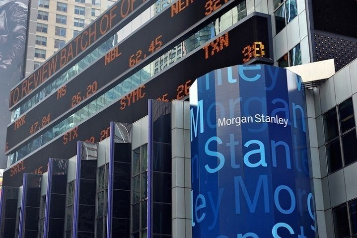 Morgan Stanley przedstawia wyniki finansowe za IV kwartał 2020 r. Bank ma się czym pochwalić