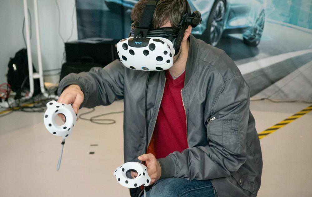 Movie Games i Iron VR od Carbon Studio razem w wirtualnej rzeczywistości