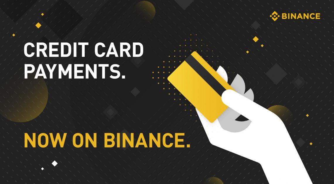 Na Binance od dziś kupisz bitcoina za pomocą karty płatniczej