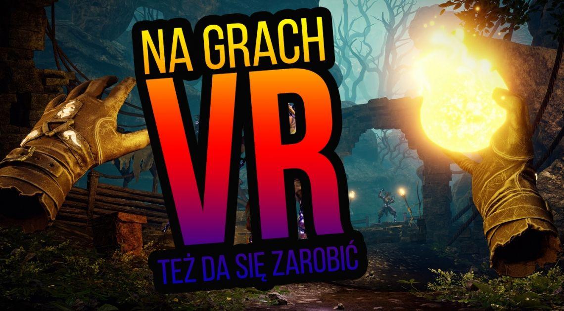 Na grach VR też da się zarobić - szczególnie w czasie pandemii. Wywiad z Aleksandrem Cabanem z Carbon Studio