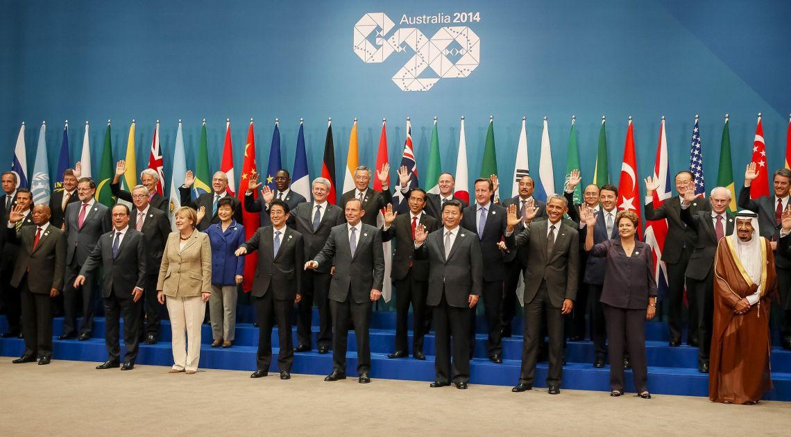 Nadchodzący szczyt G20 - ryzyko polityczne dla rynków