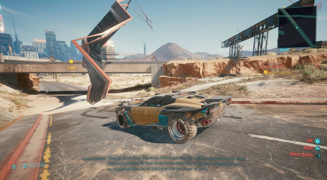 Najbardziej niedopracowana z najdroższych gier w historii. Cyberpunk 2077 pogrąża CD Projekt