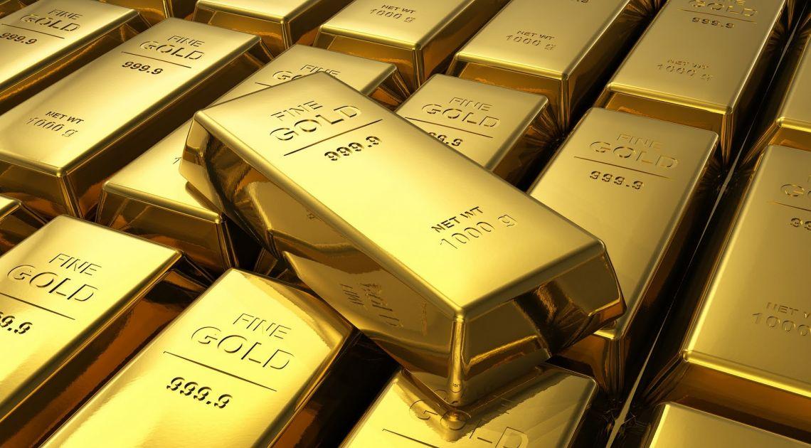 Najdłuższa seria spadków na rynku złota od listopada ubiegłego roku
