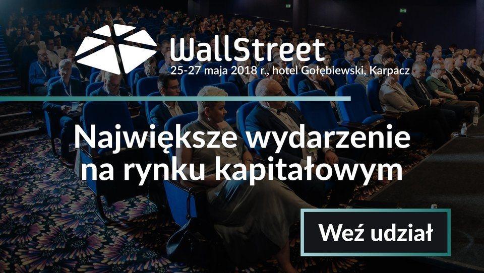 Najstarsza konferencja inwestycyjna w Polsce już w ten weekend!