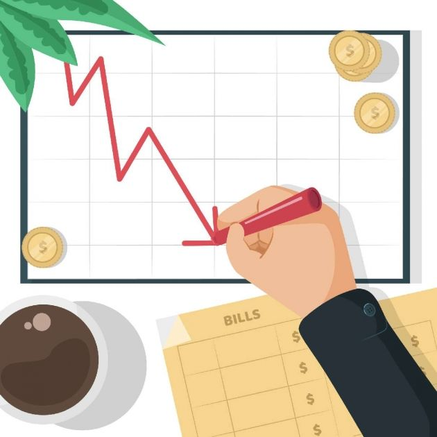Indeksy giełdowe w dół! Październik bezlitosny dla giełd światowych - najwyższy stopień niepewności [S&P500, CAC40, NASDAQ]