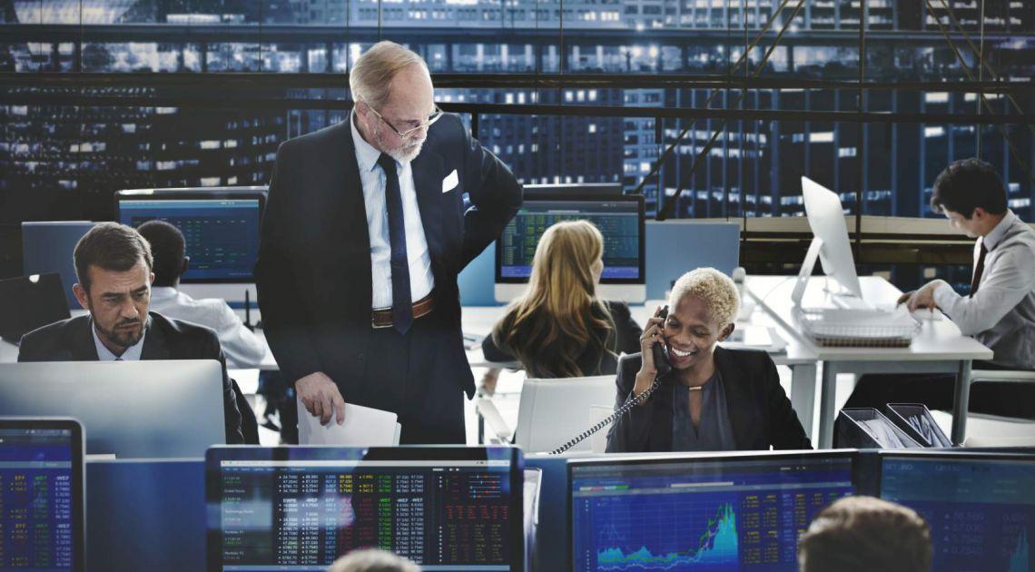 Spojrzenie techniczne na amerykański indeks giełdowy NASDAQ