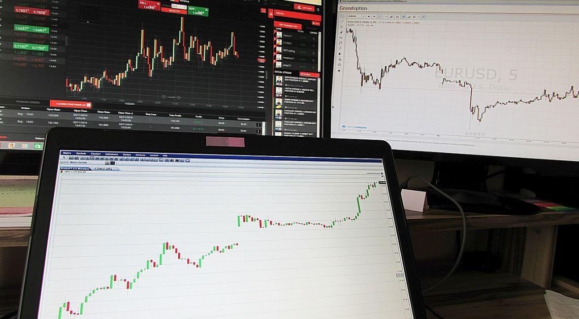trading giełda akcje forex