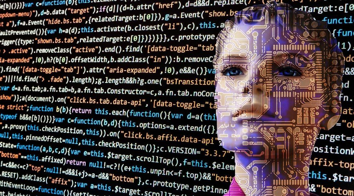 sztuczna inteligencja SI technika