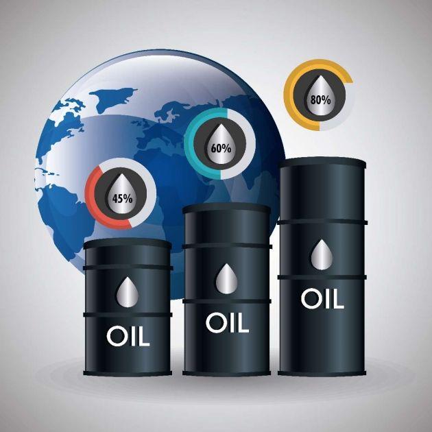Notowania cen ropy naftowej WTI i BRENT - odreagowanie wzrostów. Cena srebra uzależniona od wyniku wyborów?