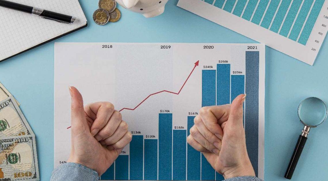 Notowania giełdowe. Sektor finansowy liderem wzrostów - WIG-Banki na wtorkowej sesji rośnie o 6,5%