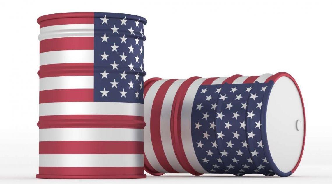Notowania ceny ropy naftowej. Brent geometrycznie opisany