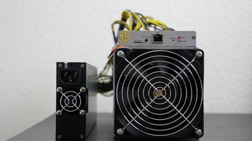 Antminer X3, Bitmain, Cryptonight