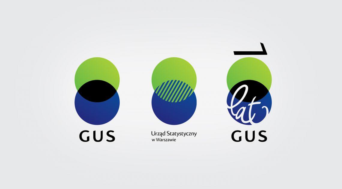 GUS nowe logo