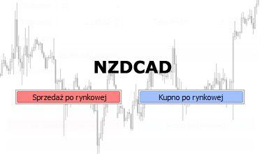 Odwrócona głowa z ramionami na NZDCAD - warto dołączyć się do kupujących