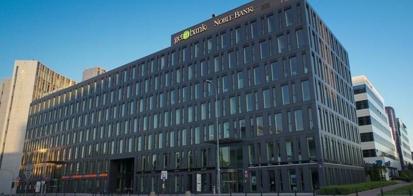Getin Noble Bank GPW wyniki finansowe