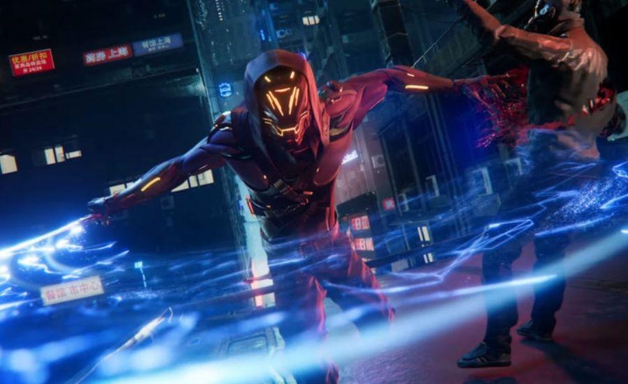 """ONE MORE LEVEL S.A. będzie miała znanego współwydawcę dla gry """"Ghostrunner"""""""