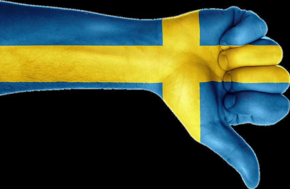 Ostre słowa krytyki Szwecji w stronę Wielkiej Brytanii